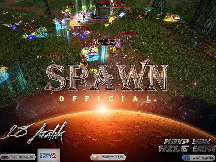 KnightZone Spawn