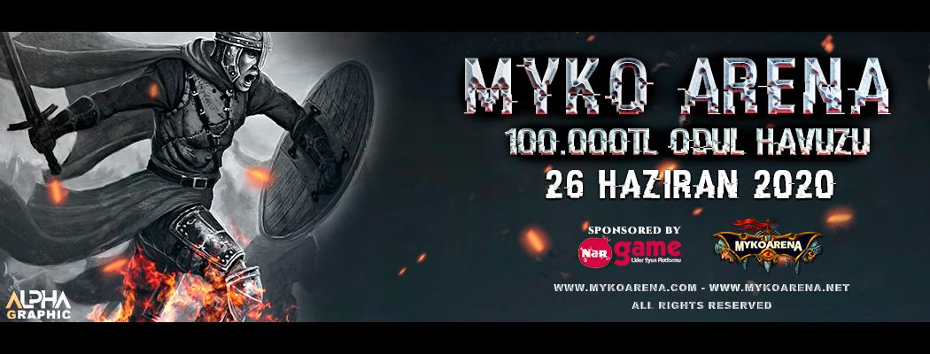 MykoArena Tanıtım Konusu