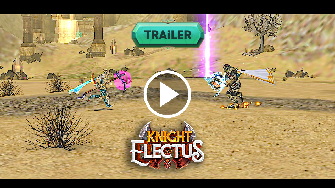 Knight ElectuS New World 'PathoS' Trailer Videosu Yayında!